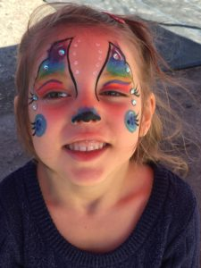 face painting love local