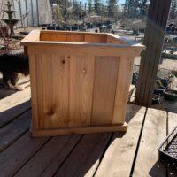 cedar container