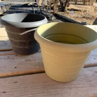 wee patio pot