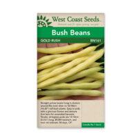 bush bean gold rush