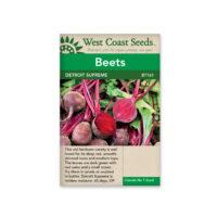 west coast beet seeds