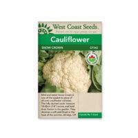 west coast cauliflower seeds