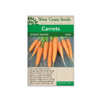 west coast carrot seeds