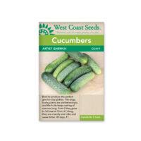 west coast cucumber seeds