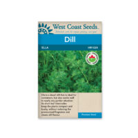 west coast dill seeds