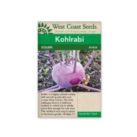 west coast kohlarbi seeds