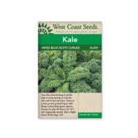 west coast kale seeds