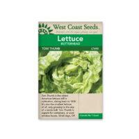 west coast lettuce seeds