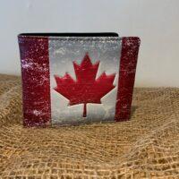 Canadian Maple Leaf Wallet