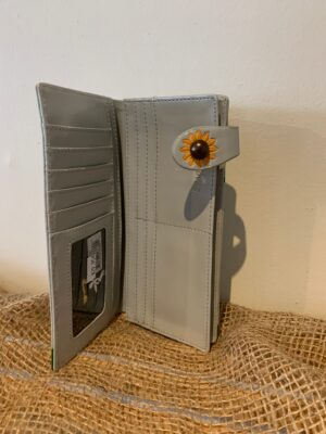 flower fairy wallet