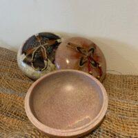 large stone pot