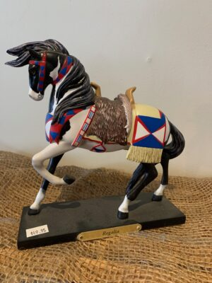 Trail of Painted Ponies - Regalia