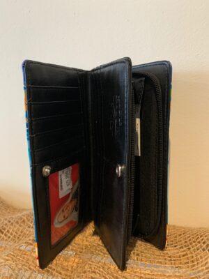 first nations art wallet