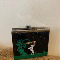 flower fairy coin purse