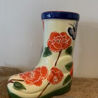 Wellington Boot Houseplant Pot
