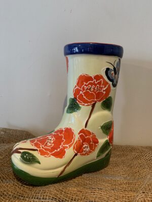 Wellington Boot Houseplant Pot