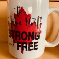 true north mug