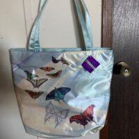 butterfly purse