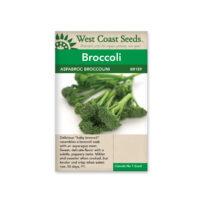west coast broccoli seeds