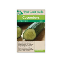 patio snacker cucumber seeds